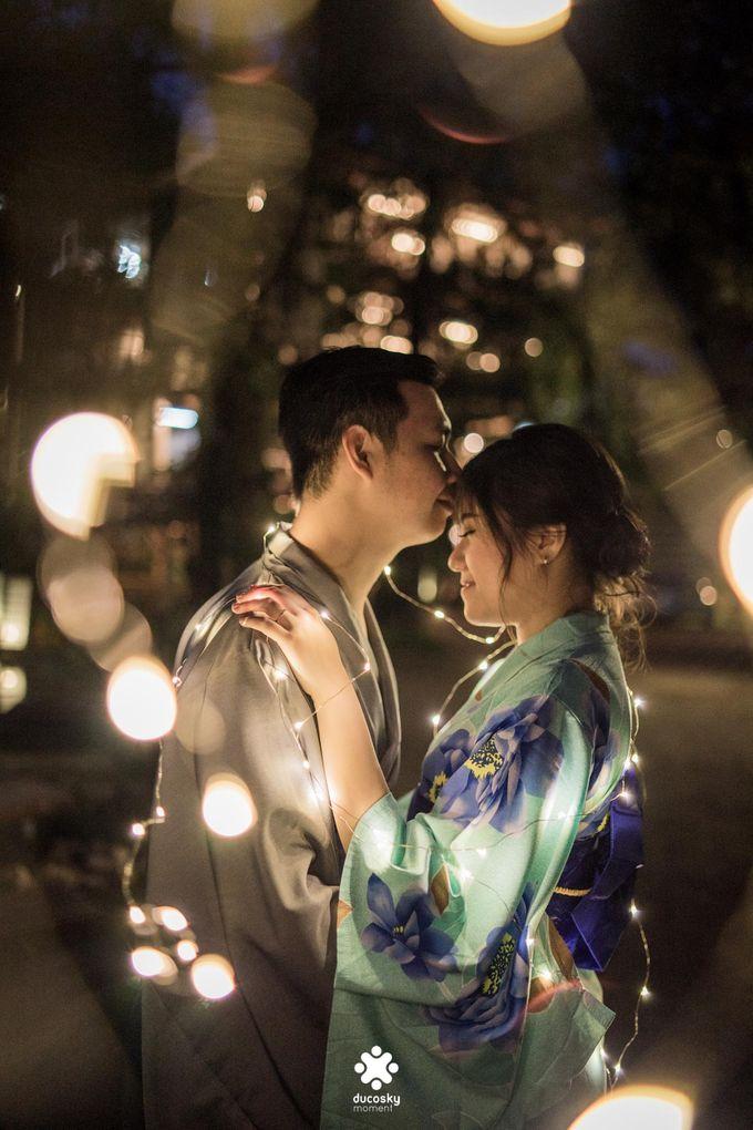 Kevin Amanda Pre-Wedding | Aishiteimasu by Ducosky - 027