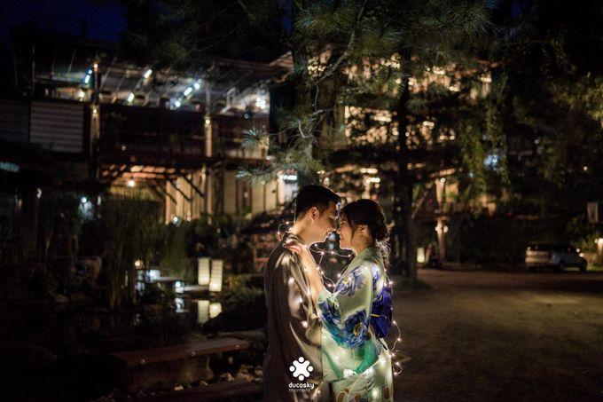 Kevin Amanda Pre-Wedding | Aishiteimasu by Ducosky - 028