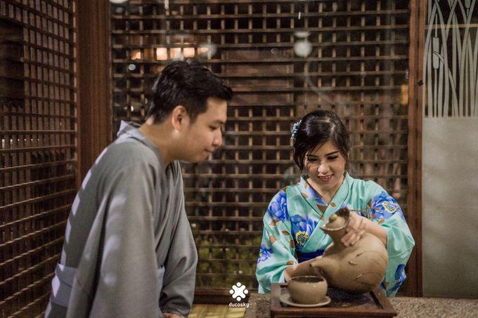 Kevin Amanda Pre-Wedding | Aishiteimasu by Ducosky - 031