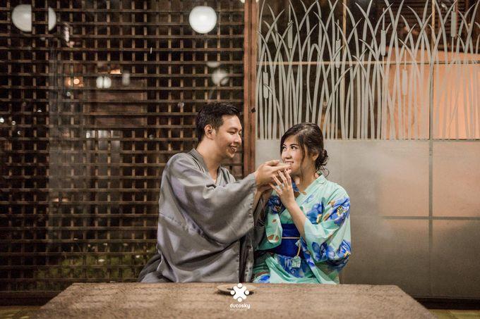 Kevin Amanda Pre-Wedding | Aishiteimasu by Ducosky - 033