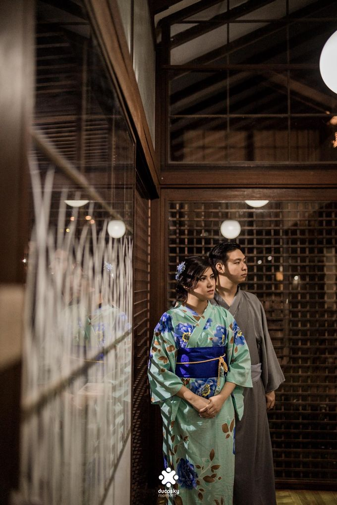 Kevin Amanda Pre-Wedding | Aishiteimasu by Ducosky - 037
