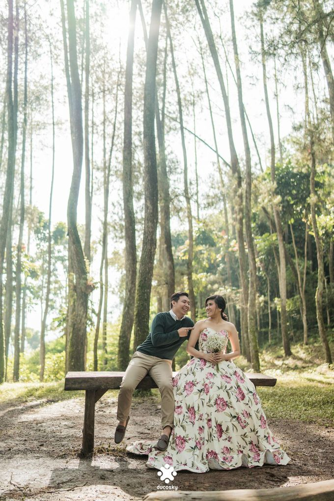 Kevin Amanda Pre-Wedding | A Beautiful Day by Ducosky - 030