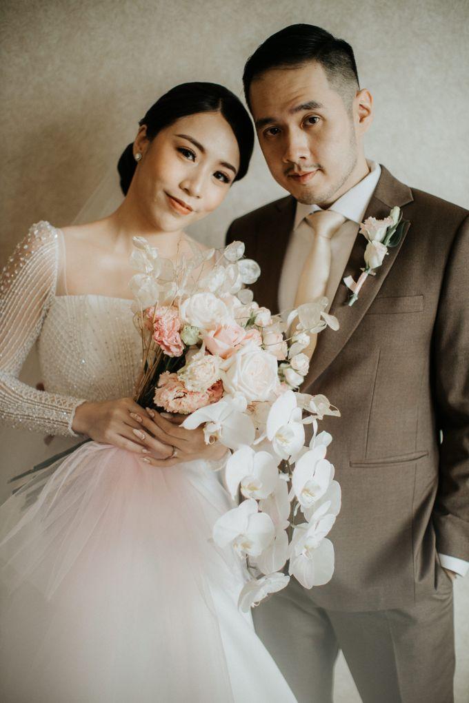 Kevin & Ghea Wedding by The breath - 008