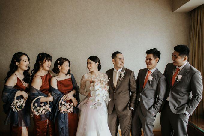 Kevin & Ghea Wedding by The breath - 009
