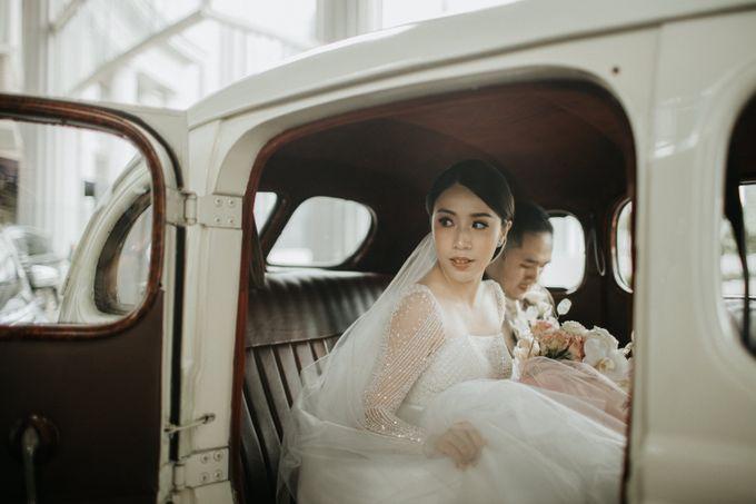 Kevin & Ghea Wedding by The breath - 010