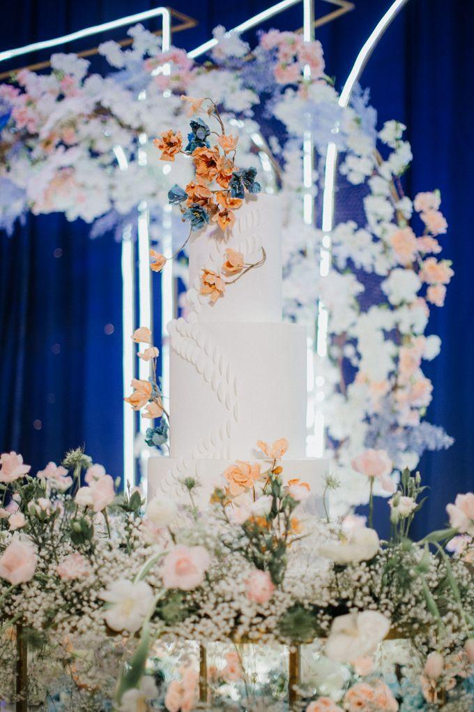 Kevin & Ghea Wedding by The breath - 002