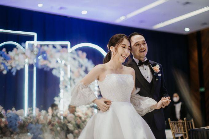 Kevin & Ghea Wedding by The breath - 012