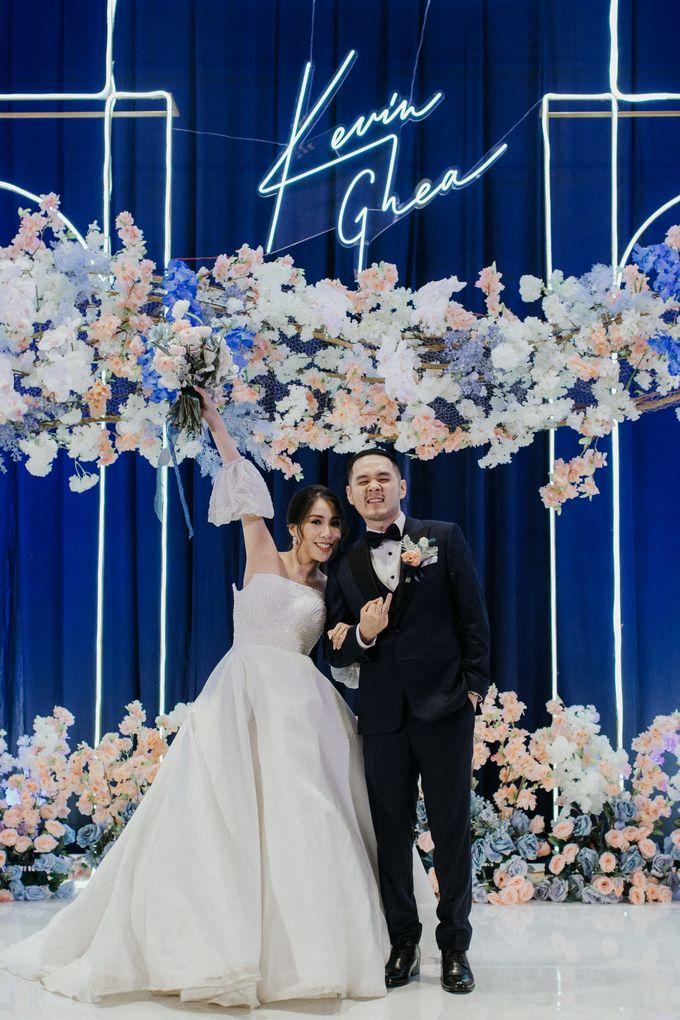 Kevin & Ghea Wedding by The breath - 017