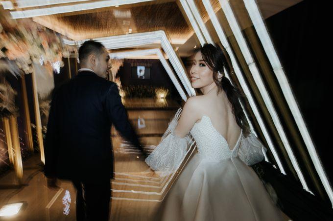 Kevin & Ghea Wedding by The breath - 018