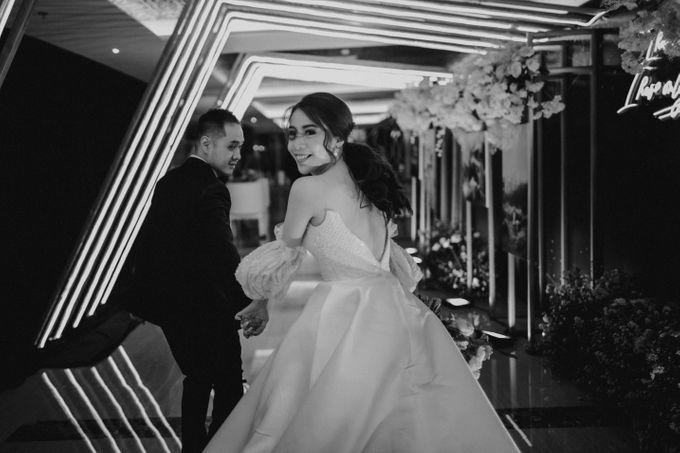 Kevin & Ghea Wedding by The breath - 019