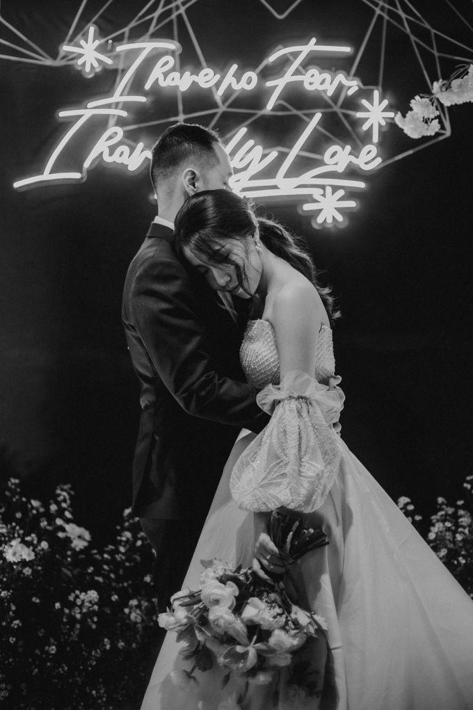 Kevin & Ghea Wedding by The breath - 020