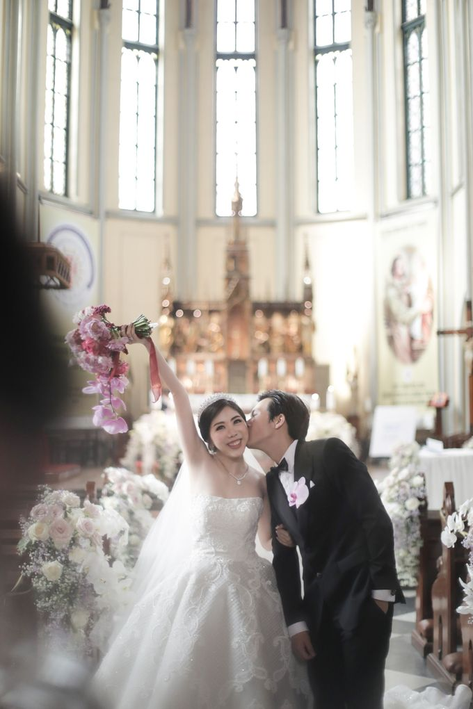Kevin & Mercy Wedding by ANTHEIA PHOTOGRAPHY - 042