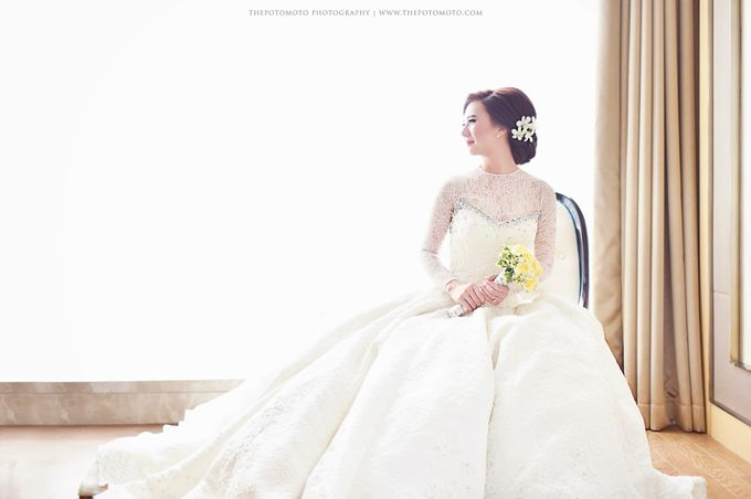 Lianna + Kevin Wedding by Thepotomoto Photography - 023