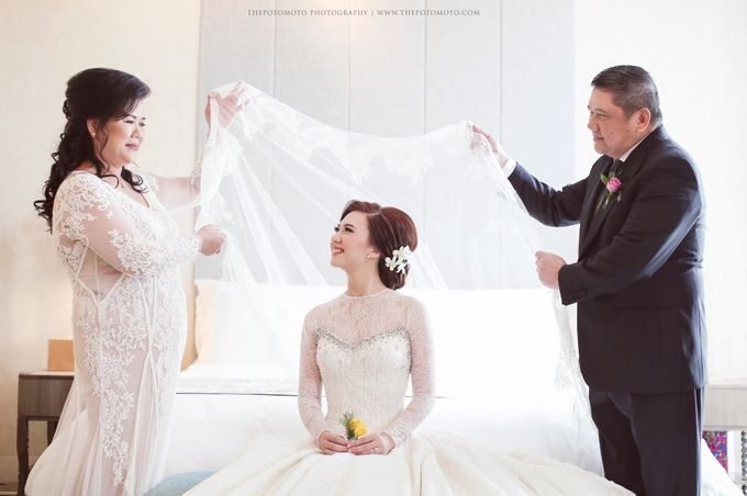 Lianna + Kevin Wedding by Thepotomoto Photography - 019