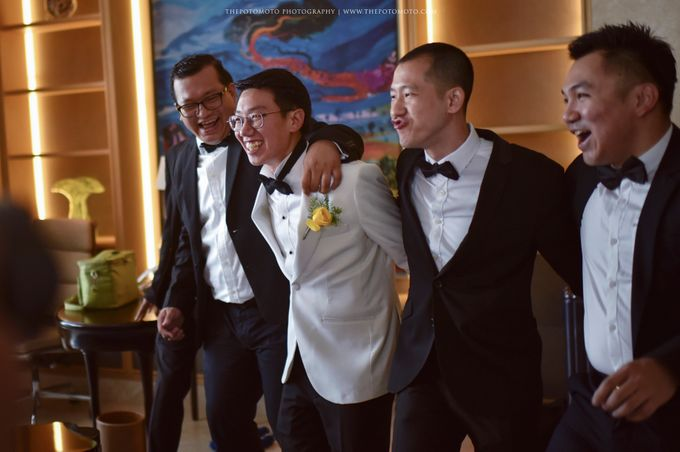 Lianna + Kevin Wedding by Thepotomoto Photography - 014
