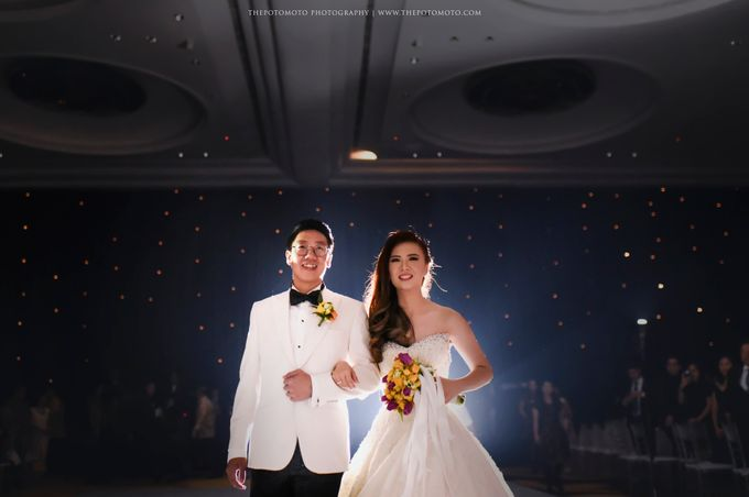 Lianna + Kevin Wedding by Thepotomoto Photography - 001