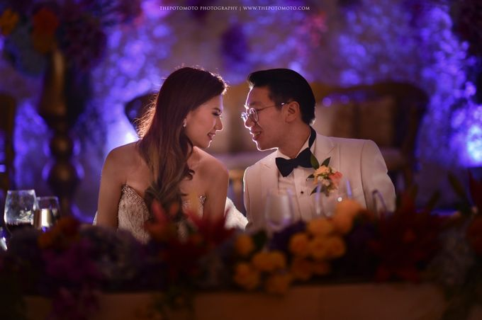 Lianna + Kevin Wedding by Thepotomoto Photography - 009