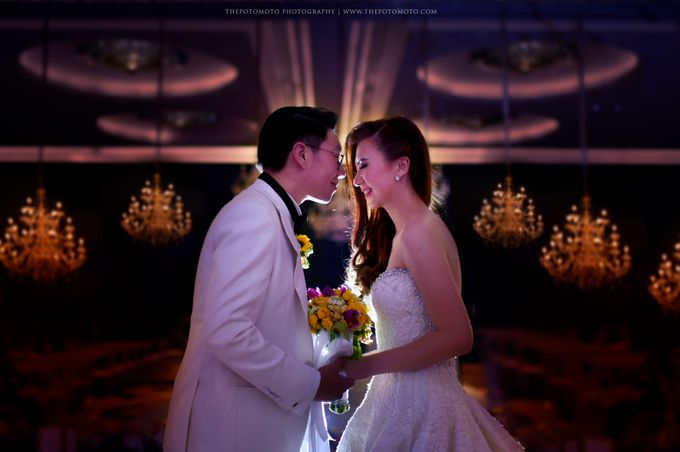 Lianna + Kevin Wedding by Thepotomoto Photography - 004