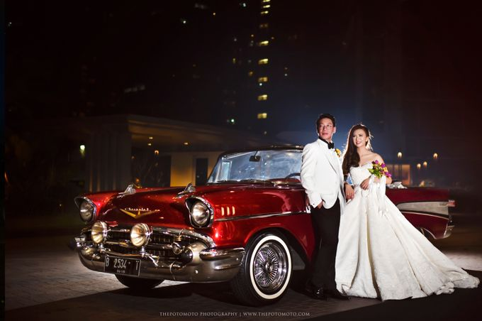 Lianna + Kevin Wedding by Thepotomoto Photography - 003
