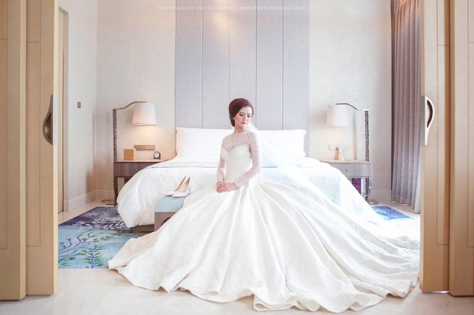 Lianna + Kevin Wedding by Thepotomoto Photography - 025