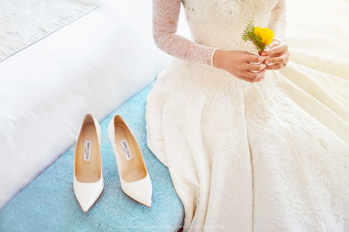 Lianna + Kevin Wedding by Thepotomoto Photography - 021