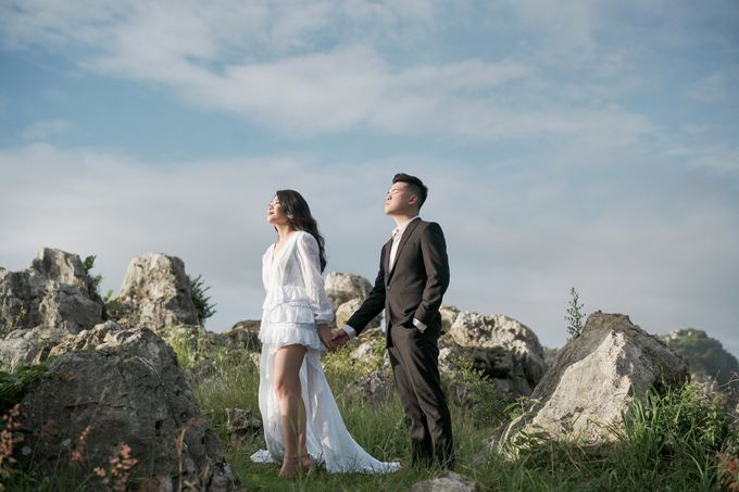 Kevin & Previna Prewedding by ANTHEIA PHOTOGRAPHY - 001