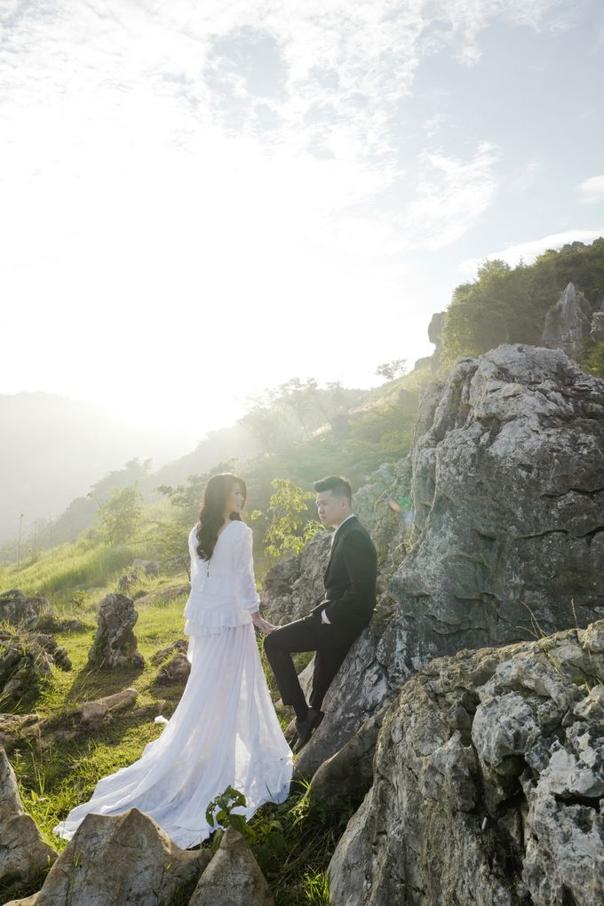 Kevin & Previna Prewedding by ANTHEIA PHOTOGRAPHY - 006