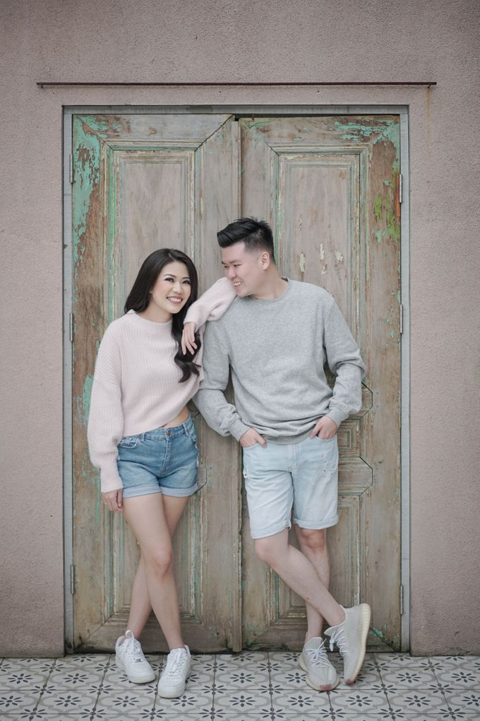 Kevin & Previna Prewedding by ANTHEIA PHOTOGRAPHY - 007