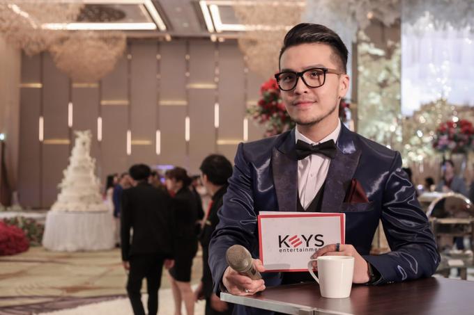 Marshall & Naftalia Wedding by KEYS Entertainment - 003