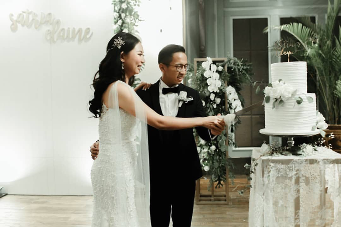Satria & Elaine Wedding by KEYS Entertainment - 004