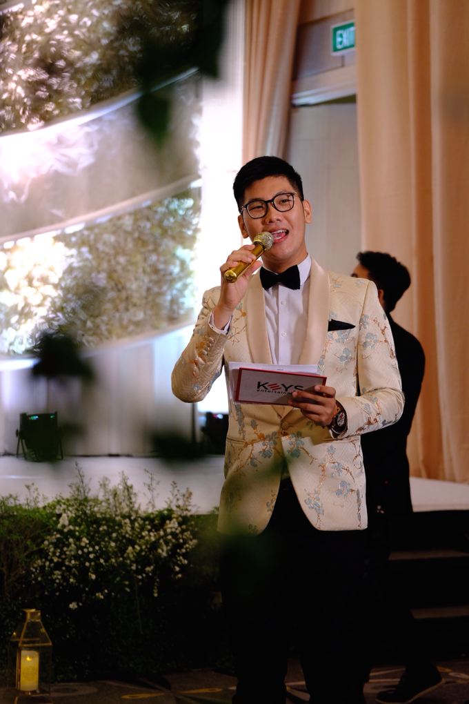 Setiawan & Melisa Wedding by KEYS Entertainment - 003