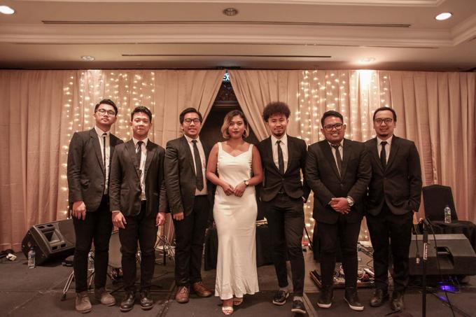 Windra & Ji Yerim Wedding by Shangri-La Hotel - 001