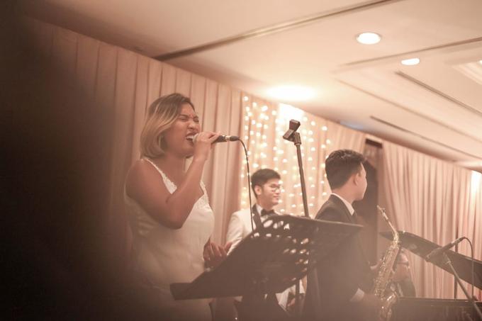 Windra & Ji Yerim Wedding by Shangri-La Hotel - 003