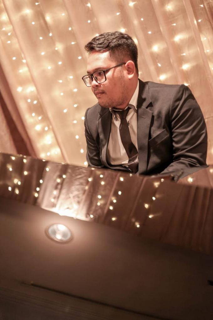 Windra & Ji Yerim Wedding by Shangri-La Hotel - 004