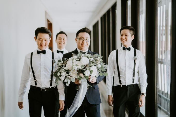 The Wedding of Kenji & Filbert - 23th February 2019 by Ninetynine Wedding Organizer - 011