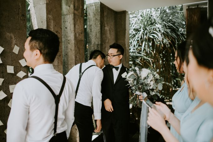 The Wedding of Kenji & Filbert - 23th February 2019 by Ninetynine Wedding Organizer - 012
