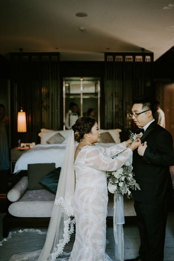 The Wedding of Kenji & Filbert - 23th February 2019 by Ninetynine Wedding Organizer - 016