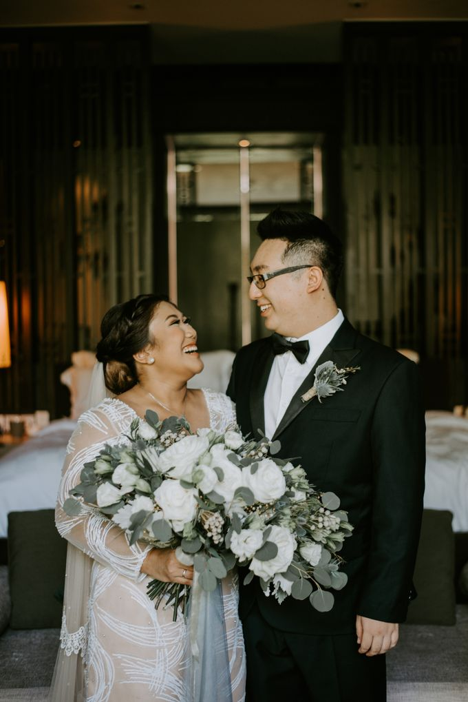 The Wedding of Kenji & Filbert - 23th February 2019 by Ninetynine Wedding Organizer - 018