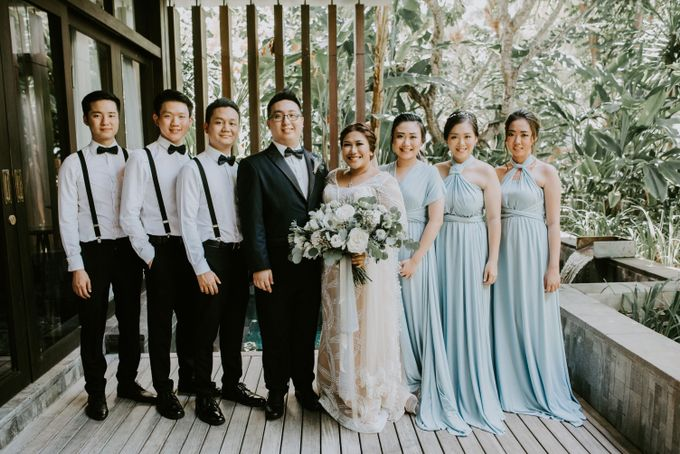 The Wedding of Kenji & Filbert - 23th February 2019 by Ninetynine Wedding Organizer - 019