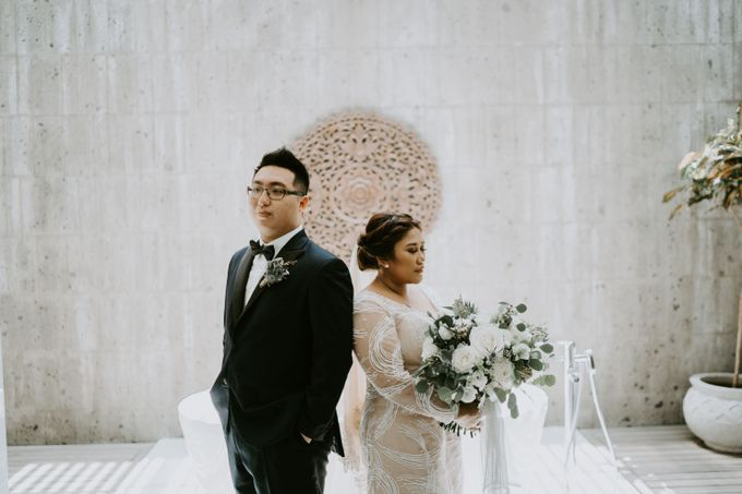 The Wedding of Kenji & Filbert - 23th February 2019 by Ninetynine Wedding Organizer - 020