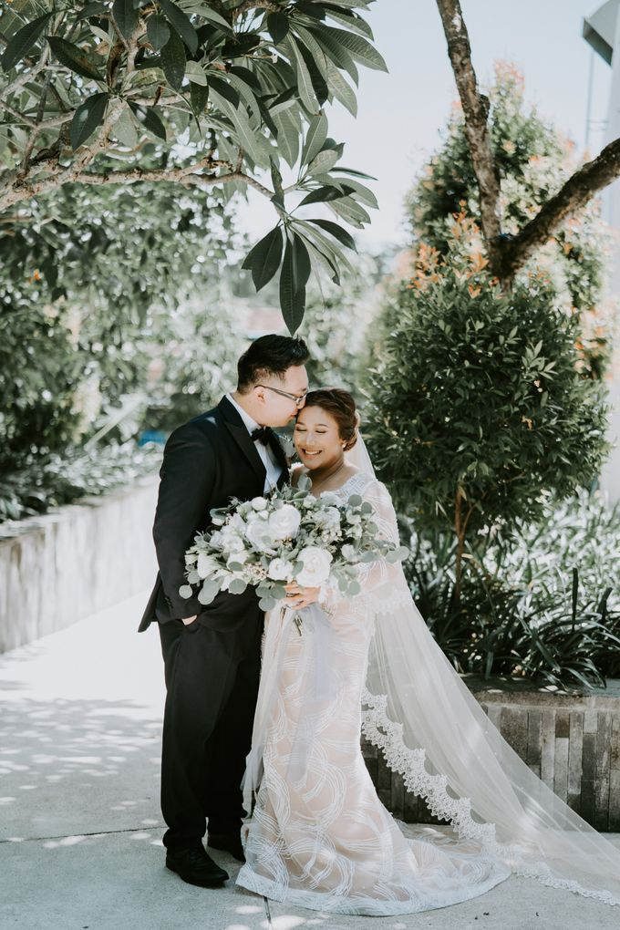 The Wedding of Kenji & Filbert - 23th February 2019 by Ninetynine Wedding Organizer - 024
