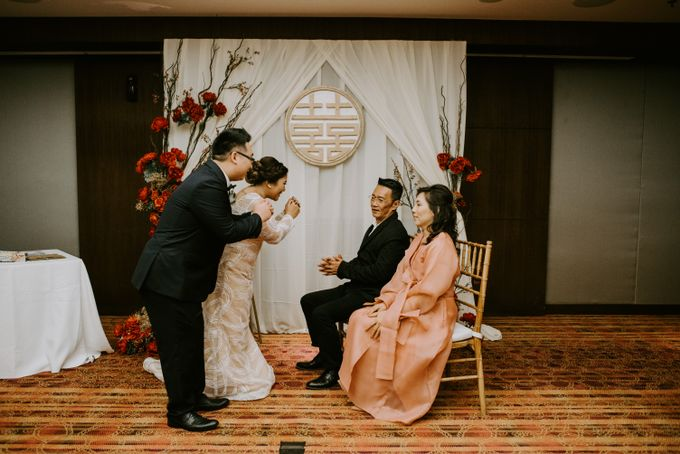 The Wedding of Kenji & Filbert - 23th February 2019 by Ninetynine Wedding Organizer - 025