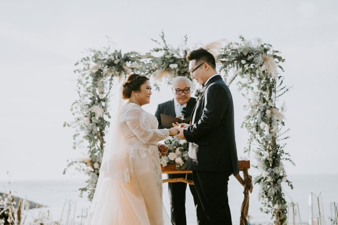 The Wedding of Kenji & Filbert - 23th February 2019 by Ninetynine Wedding Organizer - 039
