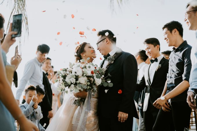 The Wedding of Kenji & Filbert - 23th February 2019 by Ninetynine Wedding Organizer - 041
