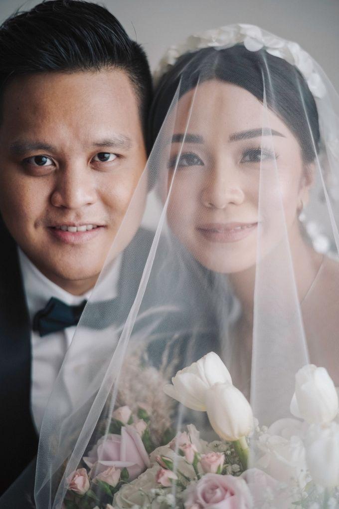 Adit & Claresta Wedding at Hilton by PRIDE Organizer - 013
