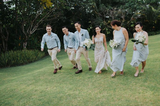 Michael & Medy Wedding by Nagisa Bali - 017