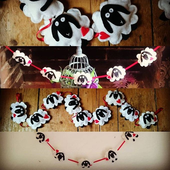 Decoration by Pinky's Handmade - 032