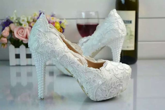 WEDDING SHOES by TIANXI TRADING PTE LTD - 022