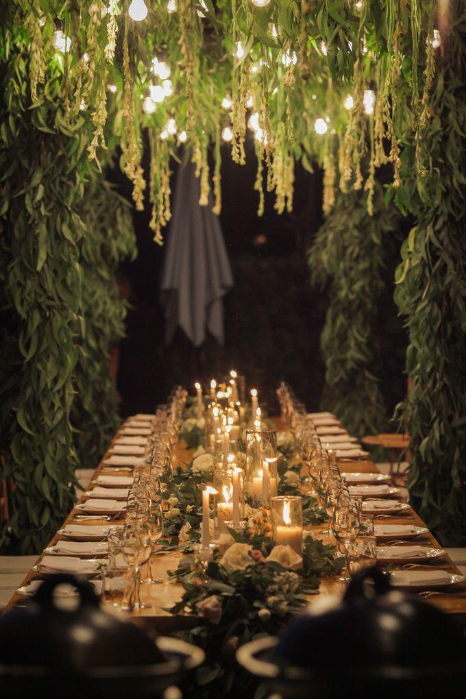 Sweet Garland Dinner by CITTA Wedding - 047