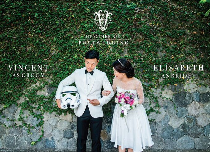 The Wedding Of Vincent & Elizabeth by FIVE Seasons WO - 003